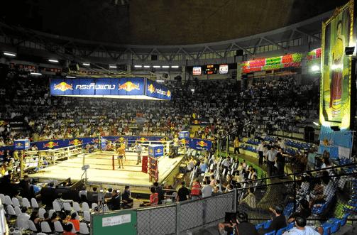 Rajadamnern泰拳館泰拳比賽,曼谷歷史最悠久泰拳比賽