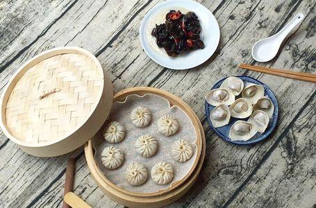 學做菜-動手做美味小籠包