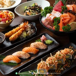 曼谷吃到飽餐廳推薦:AKIYOSHI 秋吉