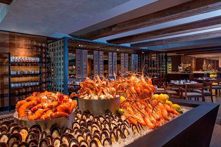 曼谷吃到飽萬豪酒店