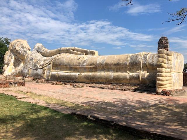 泰國大城旅遊