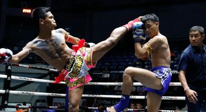 曼谷泰拳秀: Lumpinee體育館