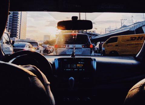 馬尼拉交通景象