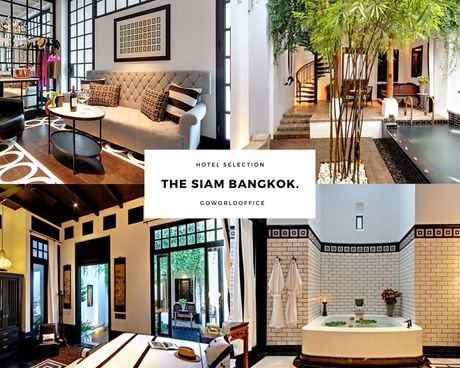 曼谷特色住宿