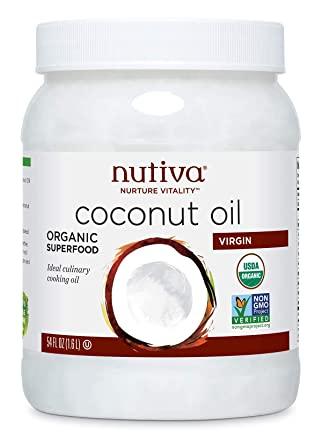 Nutiva 有機初榨椰子油